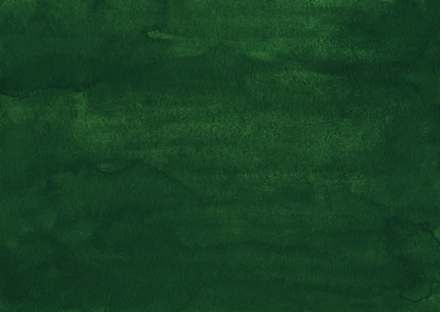 Akwarela grunge tekstury zielone tło