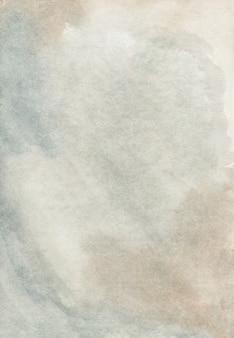Akwarela jasnobrązowy szary