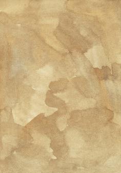 Akwarela jasnobrązowy