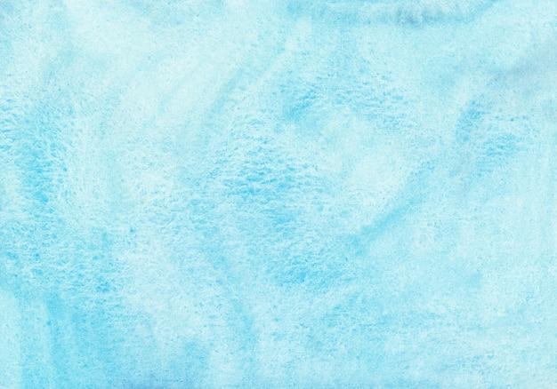 Akwarela jasnoniebieskie tło tekstura
