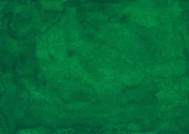 Akwarela kelly zielone tło