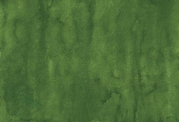 Akwarela musztardowo-zielone tło tekstury
