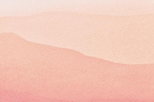 Akwarela na płótnie z gradientem