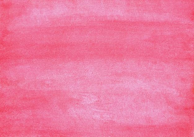 Akwarela różowy papier
