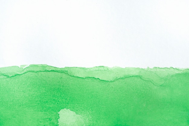 Akwarela splash na kompozycji tekstury papieru