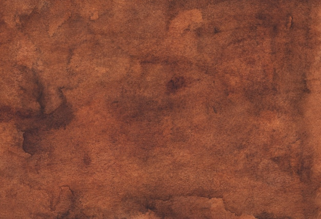 Akwarela stary brown tło obraz