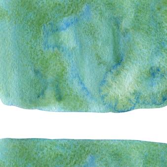 Akwarela teksturowanej tło. cudowny ręcznie malowany obraz.
