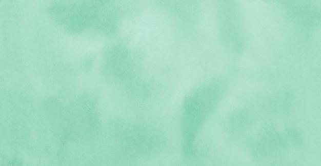 Akwarela tło pastelowy zielony niebieski streszczenie tekstura malarstwo grafika