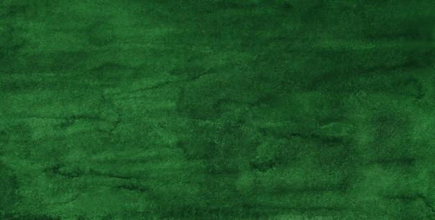 Akwareli tła zielony malowanie tekstury