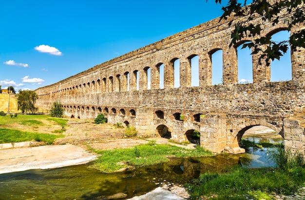 Akwedukt san lazaro w merida hiszpania