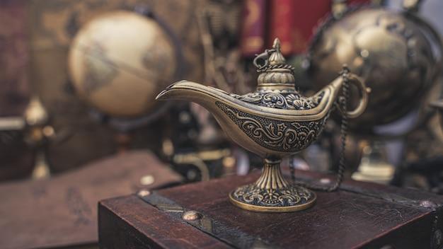 Aladdin magic lantern