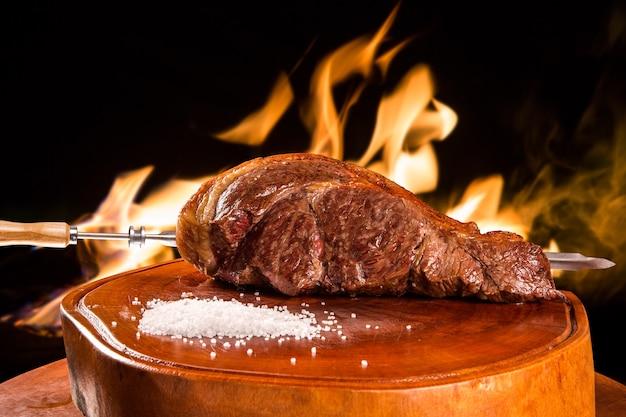 Alcatra, tradycyjny brazylijski grill.
