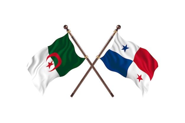 Algieria kontra panama dwie flagi