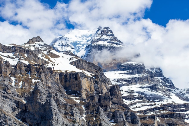 Alpejskie góry