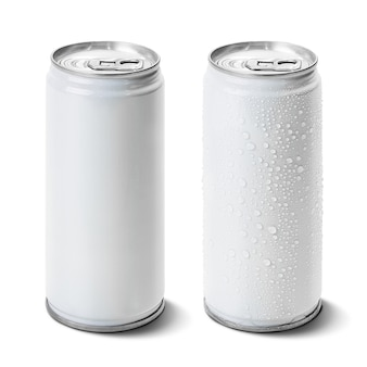 Aluminiowa puszka izolowana