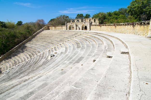 Amfiteatr w altos de chavon