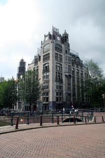 Amsterdam, stary