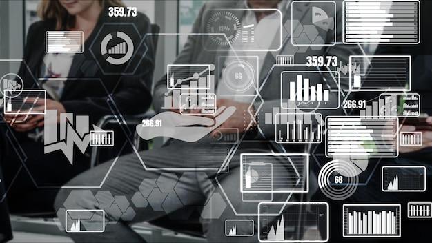 Analiza danych dla biznesu i finansów koncepcyjna