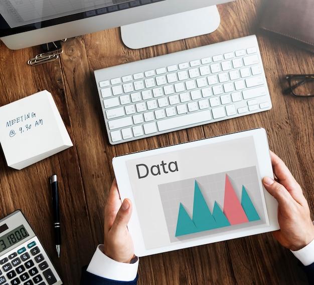 Analiza danych podsumowanie wyniki wykres wykres grafika słowna