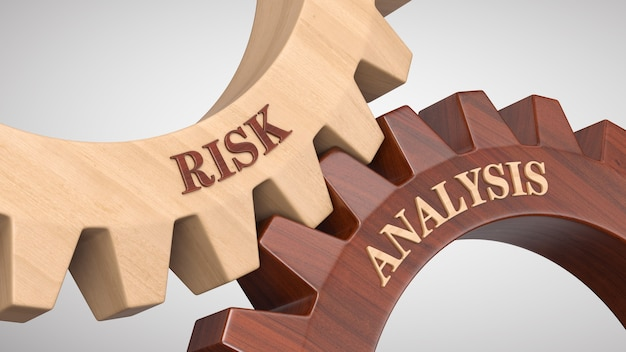 Analiza ryzyka zapisana na kole zębatym