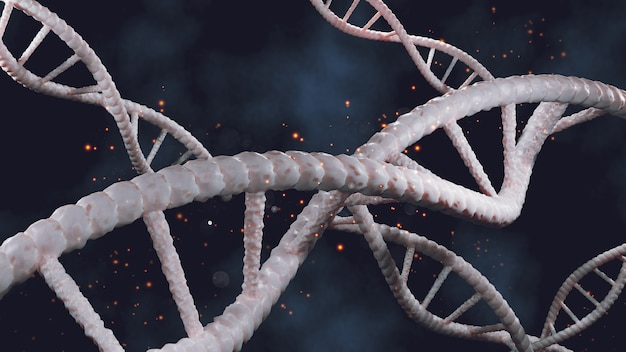 Analiza tła dna i molekularna analiza komórkowa