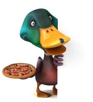 Animacja zabawa kaczka