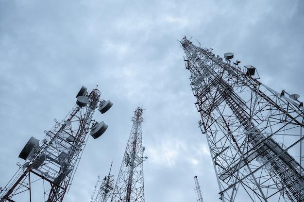 Anteny telewizyjne masztowe w technologii bezprzewodowej