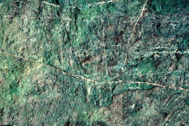 Antyczna sucha mech granitu kamienia powierzchnia jama dla wnętrza