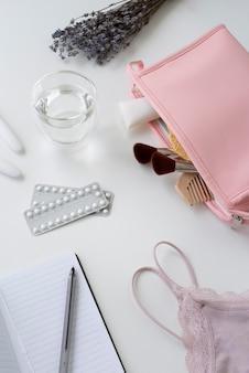 Antykoncepcja wysokiego kąta na stole