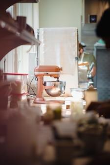 Aplikacja kuchenna z mikserem