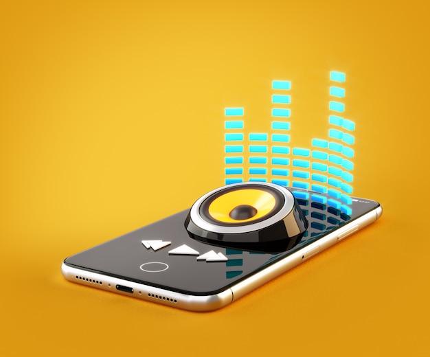 Aplikacja na smartfony do kupowania, pobierania i słuchania muzyki online