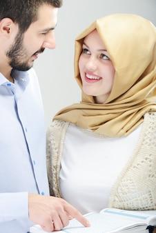 Arabska para razem