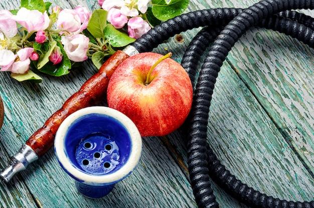 Arabska szisza z tytoniem jabłkowym