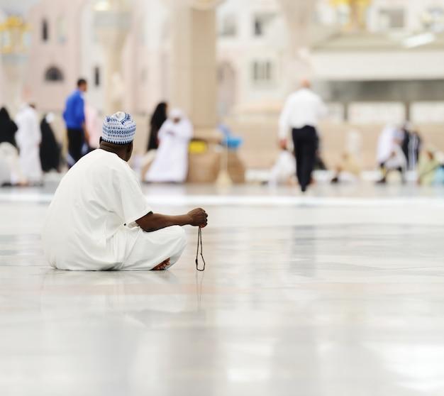 Arabski muzułmanin