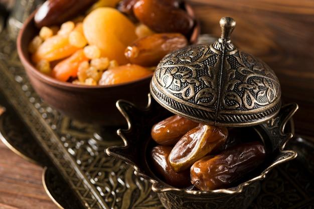 Arabskie jedzenie dla ramadanu