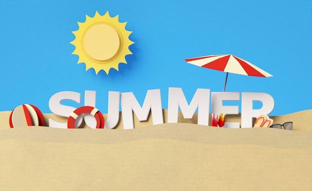 Aranżacja letnich elementów martwej natury