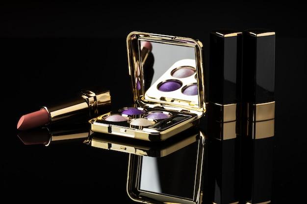 Aranżacja produktów kosmetycznych