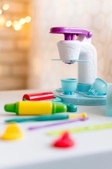Aranżacja zabawek dla dzieci