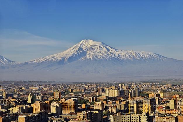 Ararat to święta góra, armenia