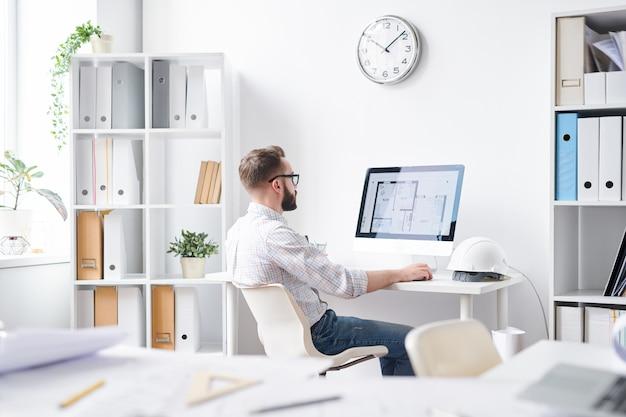 Architekt na komputerze