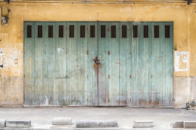 Architektura budynku rocznika projekta antyka fasada