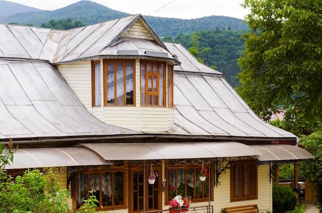 Architektura domu poza miastem