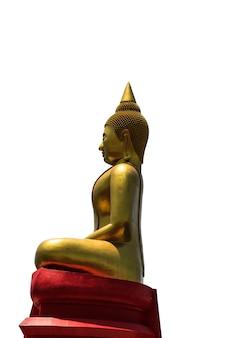 Architektura grafika buddyjska spektakularna świątynia w tajlandii.