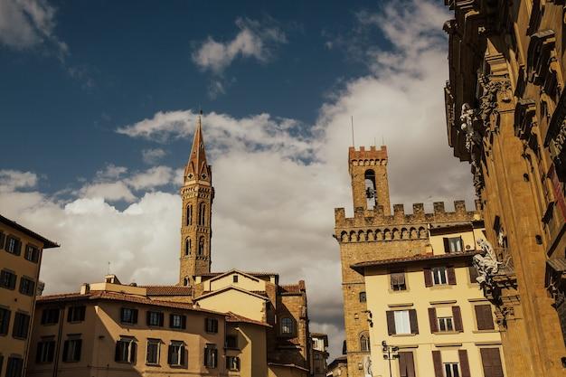 Architektura i punkt orientacyjny florencji