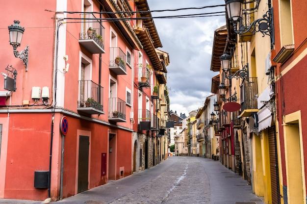 Architektura jaca w hiszpanii