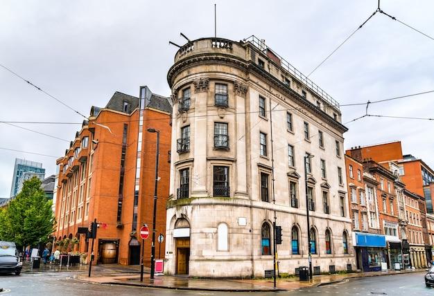 Architektura manchesteru w północno-zachodniej anglii