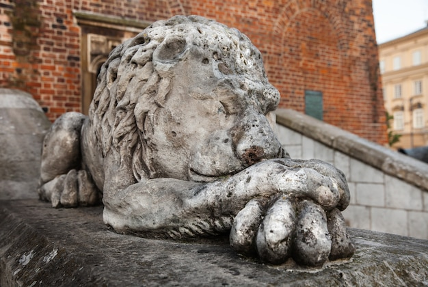 Architektura starego krakowa