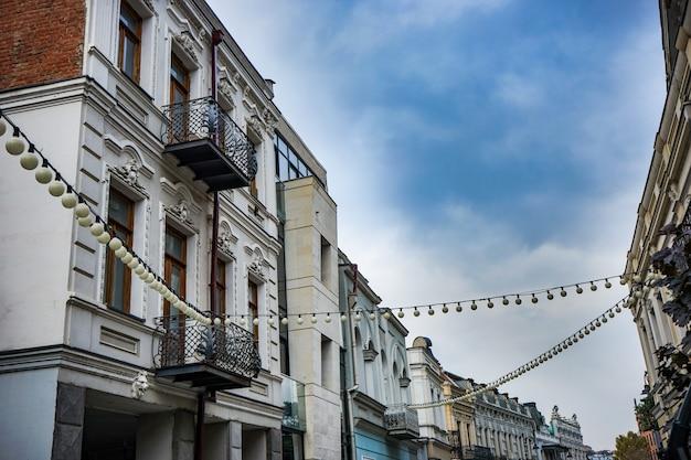Architektura starego tbilisi