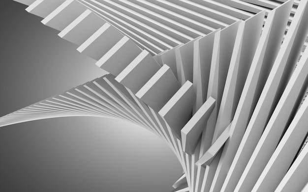 Architektura streszczenie tło.