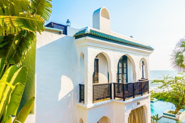 Architektura w stylu maroko